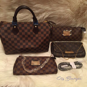 Louis Vuitton, Chanel, Hermes, Prada and Many More!