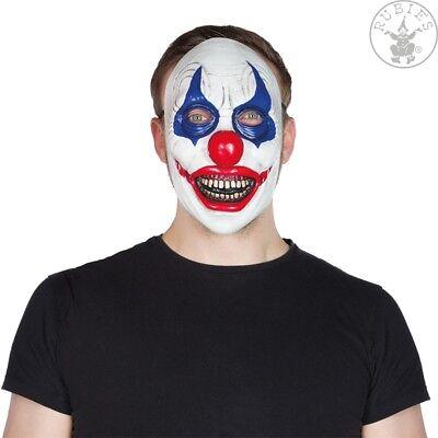 RUB 6240324 Halloween Latex Maske Clown Killer Horror Grusel Karneval