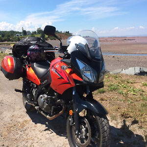 2010 Suzuki (DL650) VStrom For Sale