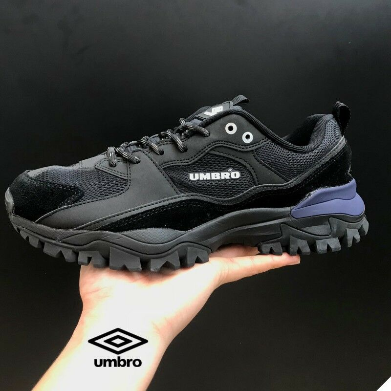 72932030a UMBRO BUMPY Ugly Athletic Sneaker Dad Shoes Black Navy U8323CCR62 Sz ...