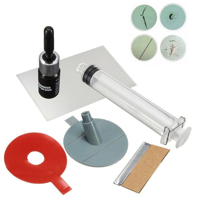 Windshield Repair Kits Car Window Repair Tools Windscreen Glass Scratch Crack