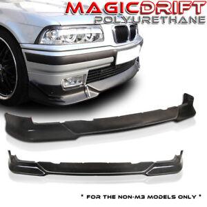 92-98 BMW E36 3-Series 325 328 M-Tech Front Bumper Lip Urethane Body Kit