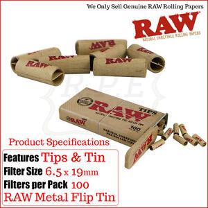 Naturale-Pre-arrotolate-Cono-Filtri-amp-Latta-100-Roaches-Per-Buy-1-2-4-amp-6
