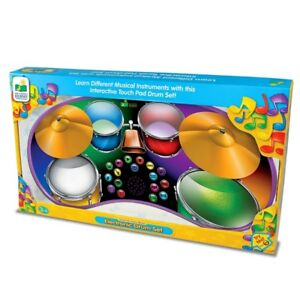 The Learning Journey Touch and Learn-Electronic Drum Set