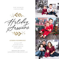 Holiday / Christmas Mini Session
