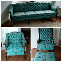 Vintage couches for rent