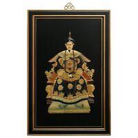 Soapstone Emperor & Empress