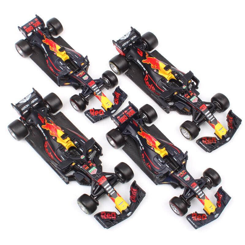1:43 F1 formula one RedBull Racing RB14 2018 Max Verstappen