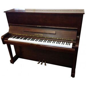 Technicien accordeur de piano certifié