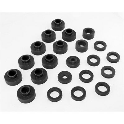 1980 86 Jeep Cj5 Cj7 Body Mount Bushing Kit 22 Bushing Kit Prothane 1 103 Bl