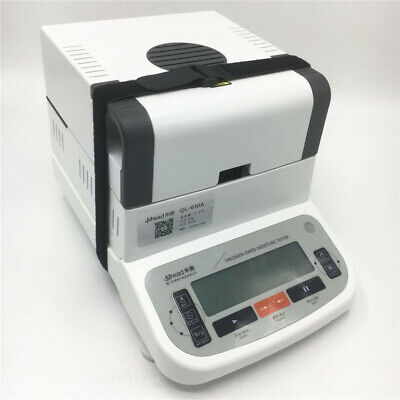 Infrared Halogen Moisture Meter Lcd Tester For Medicine Grain Tea 1200.01g 110v