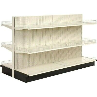Gondola And Storage Shelving From A 6600 Sq. Auto Parts Store Obo