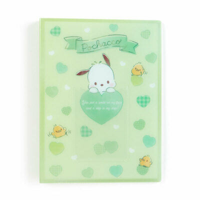 Pochacco Trading Card Pocket Album Enjoy Idol Sanrio Gift 2020 Winter NEW