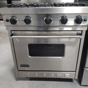 STOVE ULTRALINE MODEL VGIC305-4BSS STAINLESS STEEL WITH WARRANTY