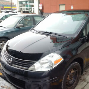2007 Nissan Versa S 1.8L Sedan **REDUCED**