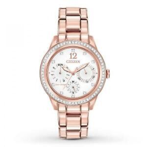 Citizen Women's FD2013-50A Silhouette Crystal Analog Display