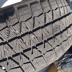 Winter tires (set of 4), 205/50 R17