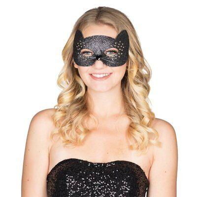 Mola 64003 Sexy Kitty Maske Katzenmaske Karneval Halloween Kostüm Zubehör - Sexy Kitty Katze Kostüm