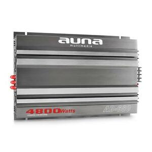 4800W IN CAR AUDIO 6 CHANNEL AMPLIFIER HIFI BRIDGE AMP * FREE P&P SPECIAL OFFER