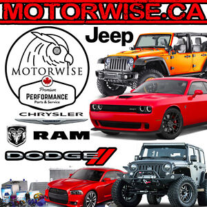Dodge, Jeep, Ram, Chrysler | Performance Parts & MORE!