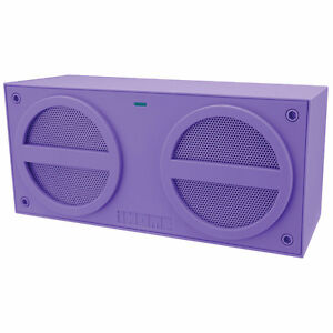 iHome BlueTooth Wireless Rechargeable Stereo Speaker !!NEW!!