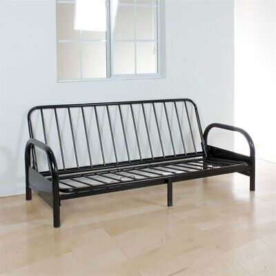 ACME Furniture Alfonso Adjustable Futon Frame in Black