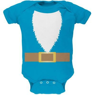 Halloween Lawn Gnome Costume Soft Baby One Piece