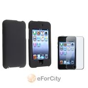 iPod Touch 2nd Generation Hard Rubber Case