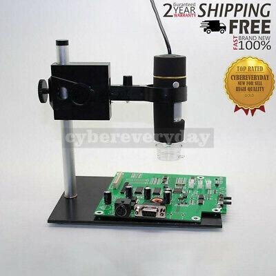 1000x Usb Microscope 8 Led Digital Camera Microscope Magnifier Focus Adjustment