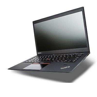 Lenovo ThinkPad X1 Carbon 2nd Gen Laptop i5-4300U 256GB SSD 8GB RAM Win 10 PRO