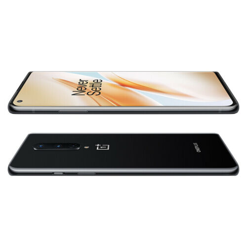 OnePlus 8 5G Smartphone Android 10.0 Snapdragon 865 Octa Core 6.55 Inch NFC GPS 3