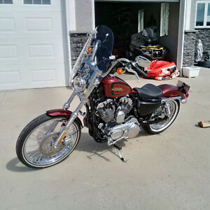 Sportster 72 for sale