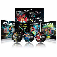 CIZE Dance Home Workouts ShaunT 5 DVDs * Brand New Sealed *