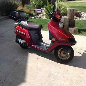 1985 Honda elite scooter