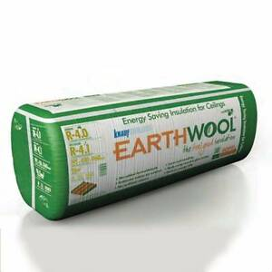 Roof Insulation Knauf EarthWool Ceiling Batts R4 Rockingham Rockingham Area Preview