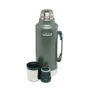 Stainless Steel Thermos Bottles.