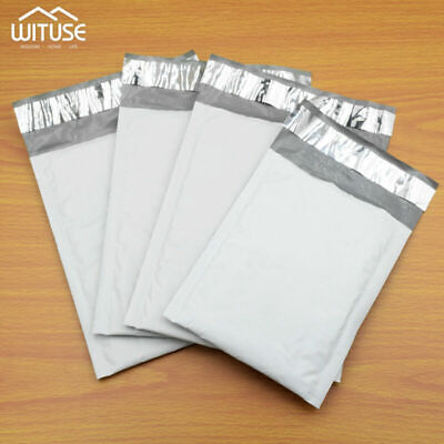 Bubble Envelopes Mailing Bags Anti-shock Anti-static Waterproof White Film Pack