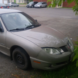Sunfire for sale. Parts or project car. 500 obo