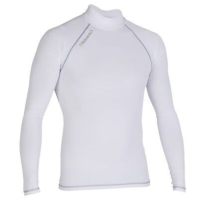 Tribord Mens Ladies Sun Uv Protection Long Sleeve Top T