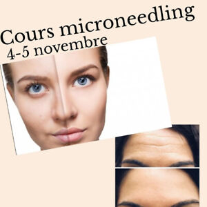 COURS INTENSIFS SOINS VISAGE, MIMICRODERMABRASION