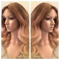 NATURAL WIGS! 100% HUMAN HAIR LACE WIGS