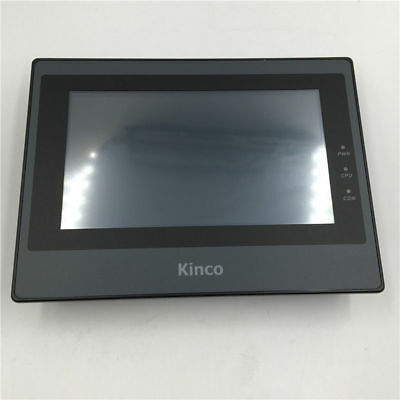New Kinco 7 Inch Hmi Touch Screen Panel Mt4414te Ethernet Programsoftware Cable