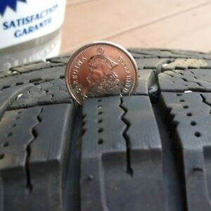 """Michelin Xice 3 Snow Tires 205/55/R16 and 16"""" steel rims"""