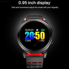 Waterproof Sport Smart Watch Blood Pressure Heart Rate Monitor for iOS Android,,