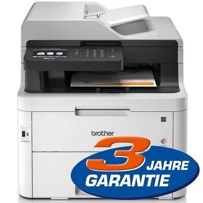 Brother MFC-L3750CDW 4–in–1 Farb–Multifunktionsgerät, Farblaserdrucker