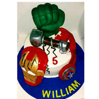 Cakes and cookies custom made