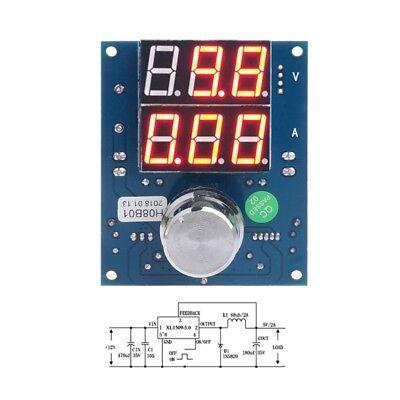 Dc-dc 5-36v 1.3-32v Digital Voltage Regulator Step Down Power Supply Module