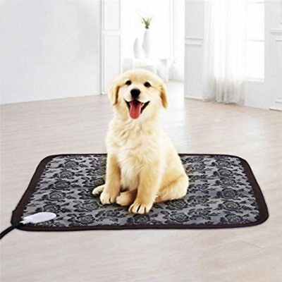 Waterproof Pet Heated Mat Warmer Bed Pad Puppy Dog Cat Bed Electric Heater US