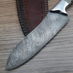 Mouse over image to zoomDamascus-Knife-Custom-Handmade-Kitchen