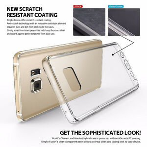 Transparent Case Cover For Samsung Galaxy Note 5